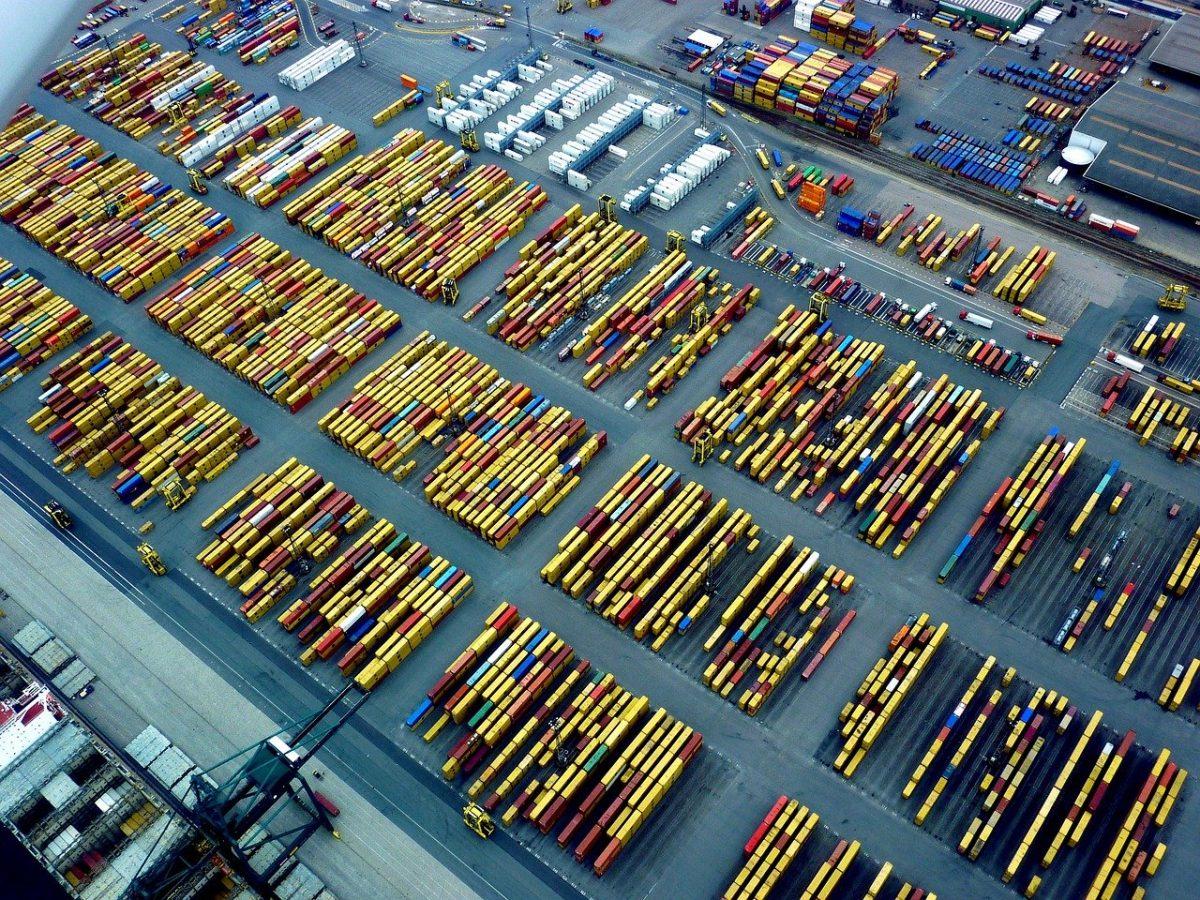 antwerp, port, logistics